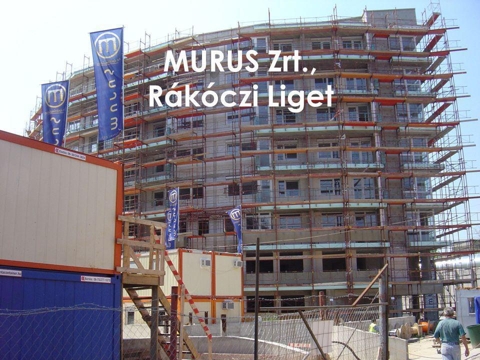 MURUS Zrt., Rákóczi Liget