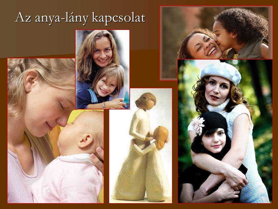 Az anya-lány kapcsolat