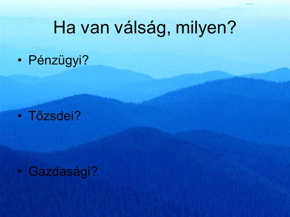 ….és Magyarország?