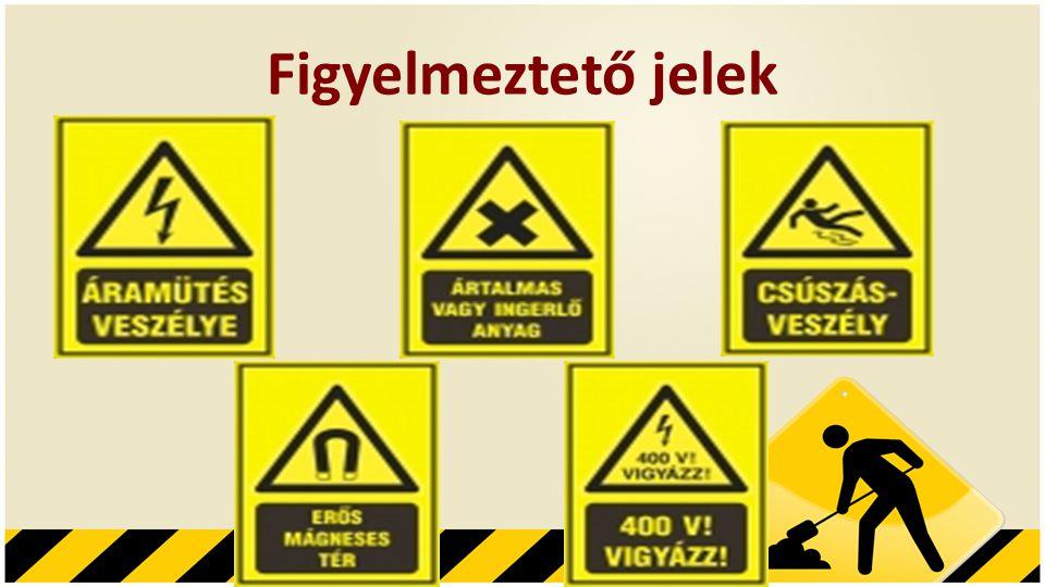 Figyelmeztető jelek