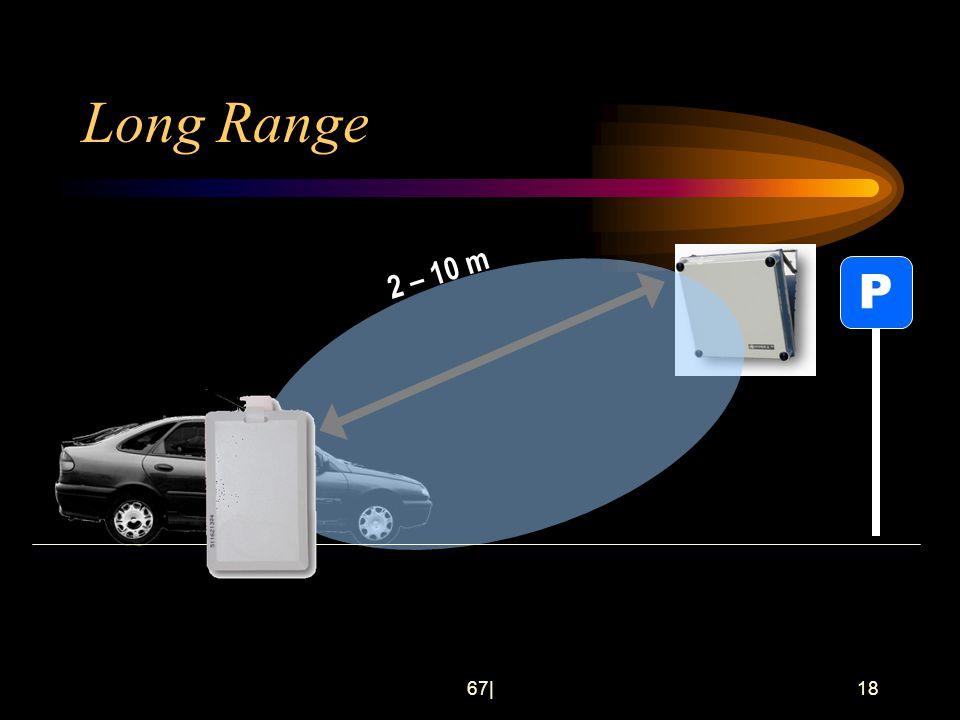 67 18 Long Range P 2 – 10 m