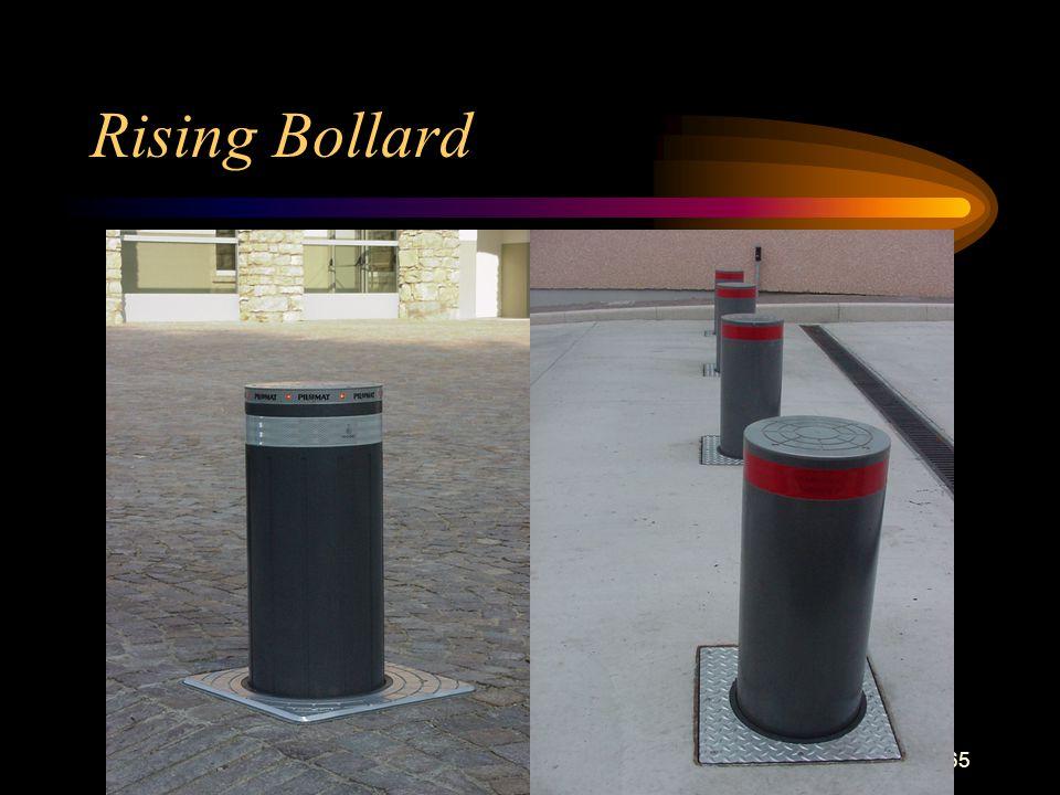 67 65 Rising Bollard
