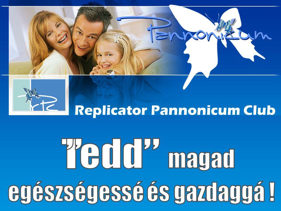 Replicator Pannonicum Club