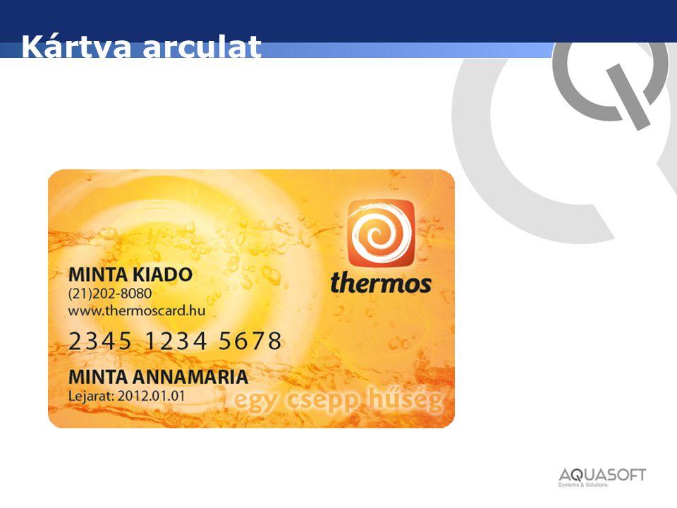 Thermos – hűségkártya Rendszerünk átláthatóan és egyszerűen biztosít utólag felhasználható kedvezményt a kártyabirtokosok számára.