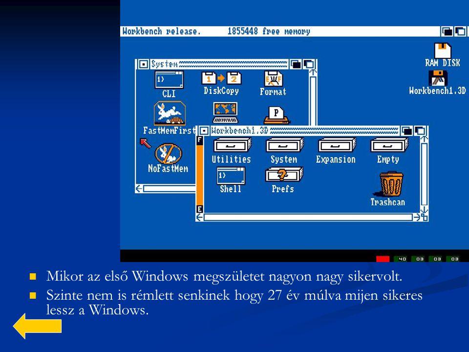 A Windows 98 sem volt láthatólag más mint a Windows 95 és a Windows NT.