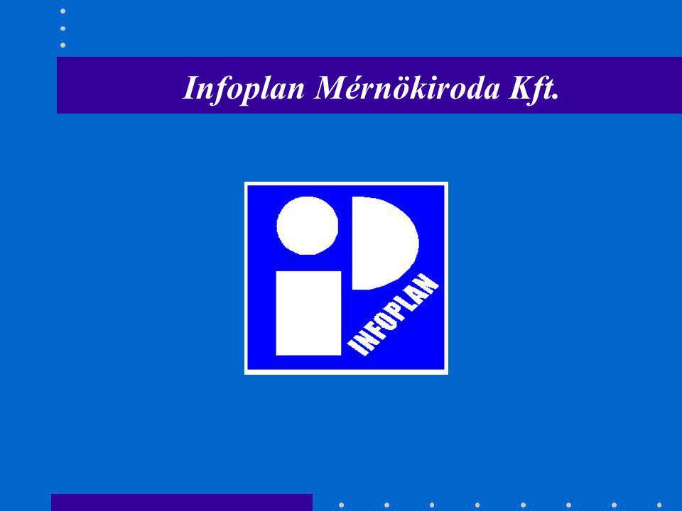 Üdvözöljük az INFOPLAN Mérnökiroda KFT.-nél.Tekintse meg bemutatónkat.