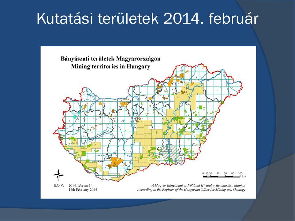 Kutatási területek 2014. február