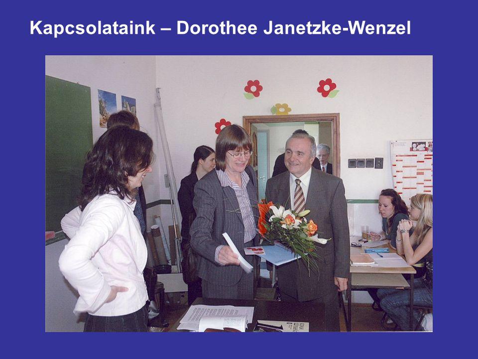 Kapcsolataink – Dorothee Janetzke-Wenzel