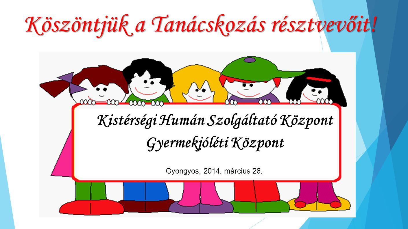 Gyermekvédelmi tanácskozás jogszabályi rendelkezés  15/1998 (IV.30) NM 15.