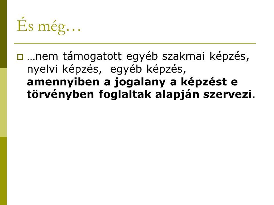 Köszönöm a figyelmet.Magyar Mariann képzési szakterületi tanácsadó Debrecen, 2013.