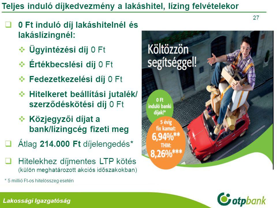 A HONVÉDELMI MINISZTÉRIUM ELVÁRÁSAI - Felelős hitelnyújtás és felelős hitelfelvétel!!!.