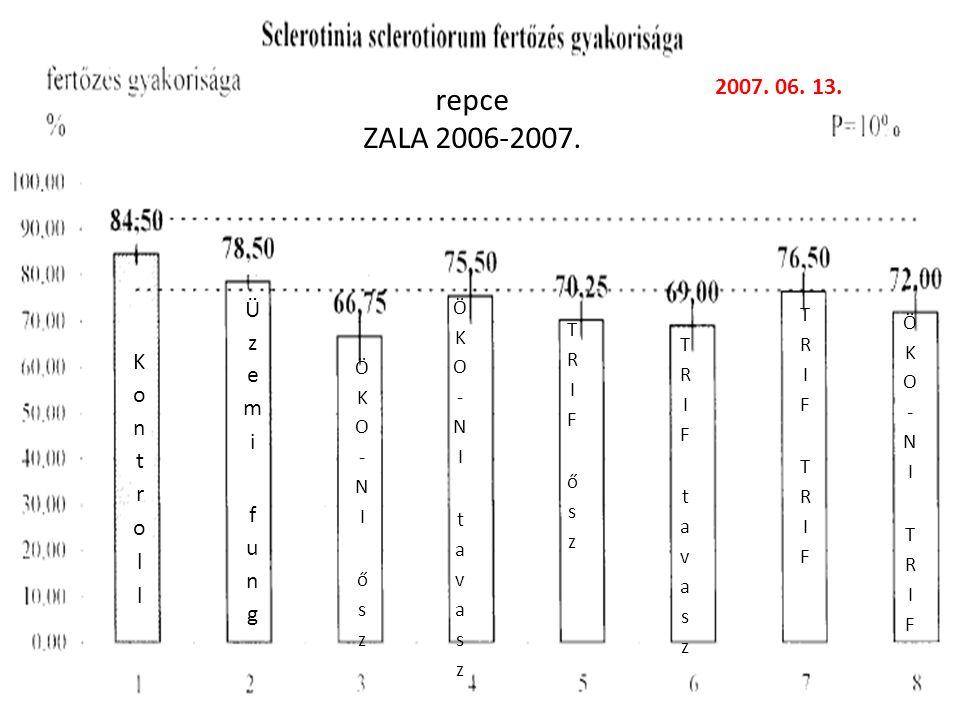 repce ZALA 2006-2007. 2007. 06. 13.