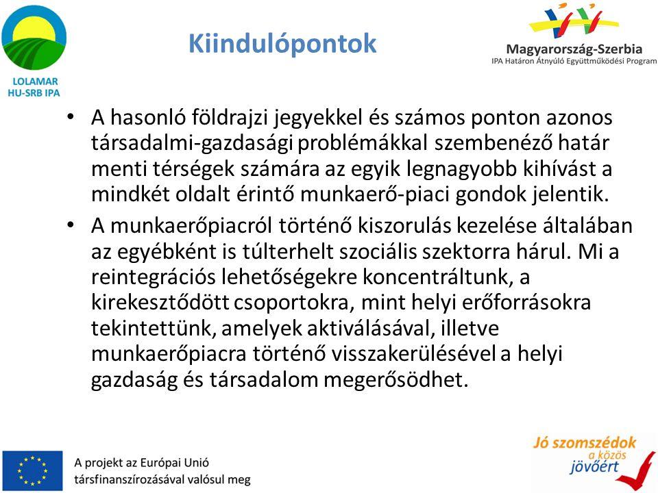 Az interjúk és azok eredményei 91 interjú készült - 46 fővel a magyar oldalon: - 20 fővel magyar prominencia-interjú, 26 fővel magyar egyéni érintett- interjú.