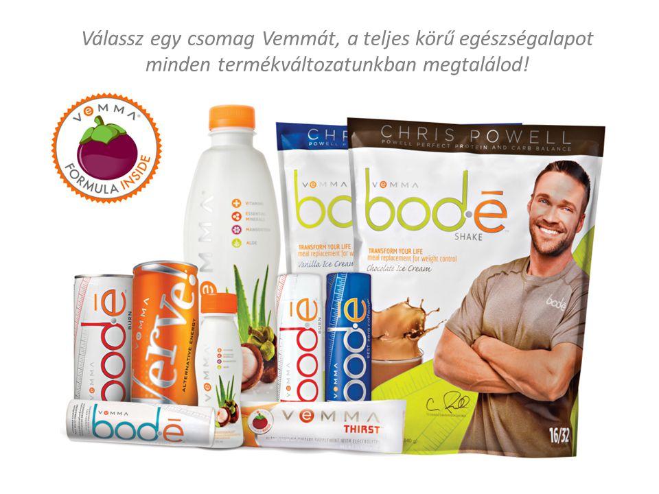 Válassz egy csomag Vemmát, a teljes körű egészségalapot minden termékváltozatunkban megtalálod!