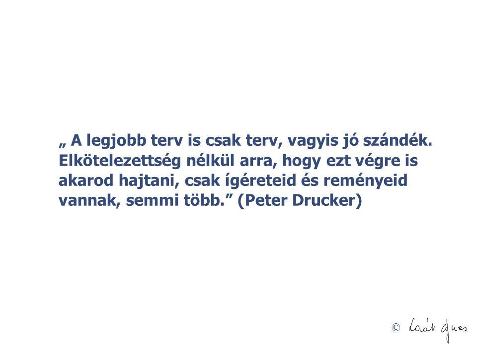 © Ajánlott irodalom •Boda – Szlávik: Kontrolling rendszerek tervezése – KJK – KERSZÖV 2005 •Howell, R.A.