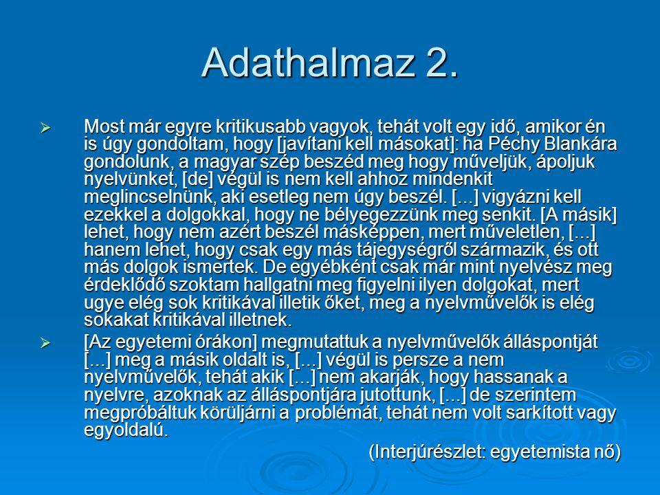 Adathalmaz 2.