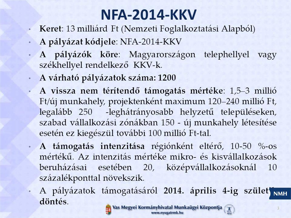 4 Pályázni bármely településről lehet, ha a pályázó: • a beruházást legkésőbb 2014.