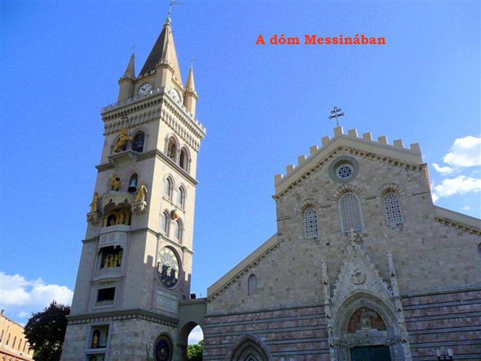 A dóm Messinában