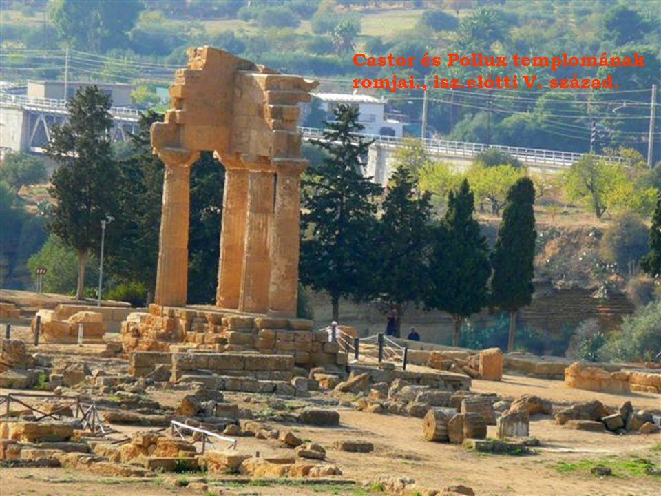 Juno temploma, az isz.előtti V. sz