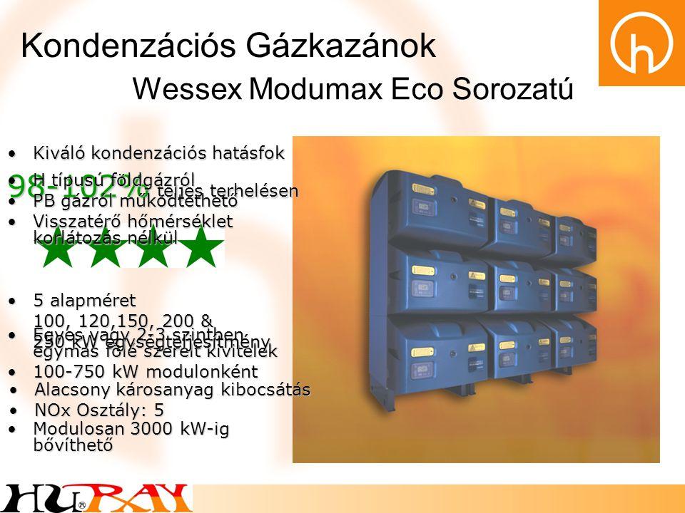 1MegaWatt/négyzetméter •Teljesen összeszerelve és kipróbálva érkezik a gyárból •Kompakt és kisméretű •Szabvány ajtón beszállítható •Kézikocsival könnyen mozgatható •Szükség esetén gyorsan szétválasztható (modulonként 4 szárnyas-anyával) •Ultrakönnyű, ezért lifttel felszállítható, például: 750 kW Wessex Modumax Eco 250/750 Üres tömeg 3x226kg=678 kg 76 liter víztérfogat