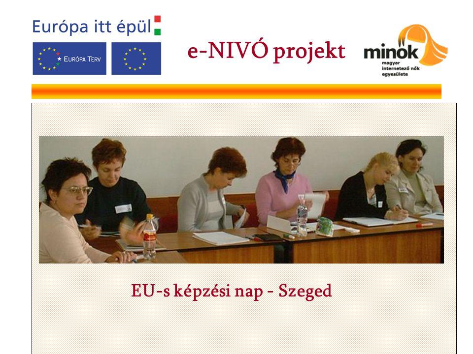 EU-s képzési nap - Szeged