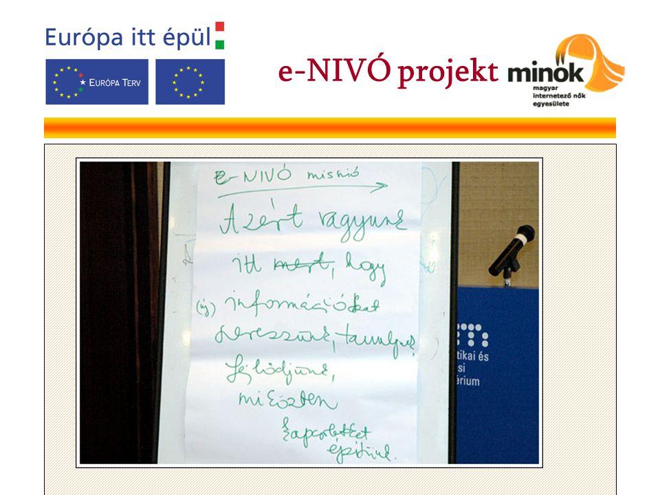 e-NIVÓ projekt