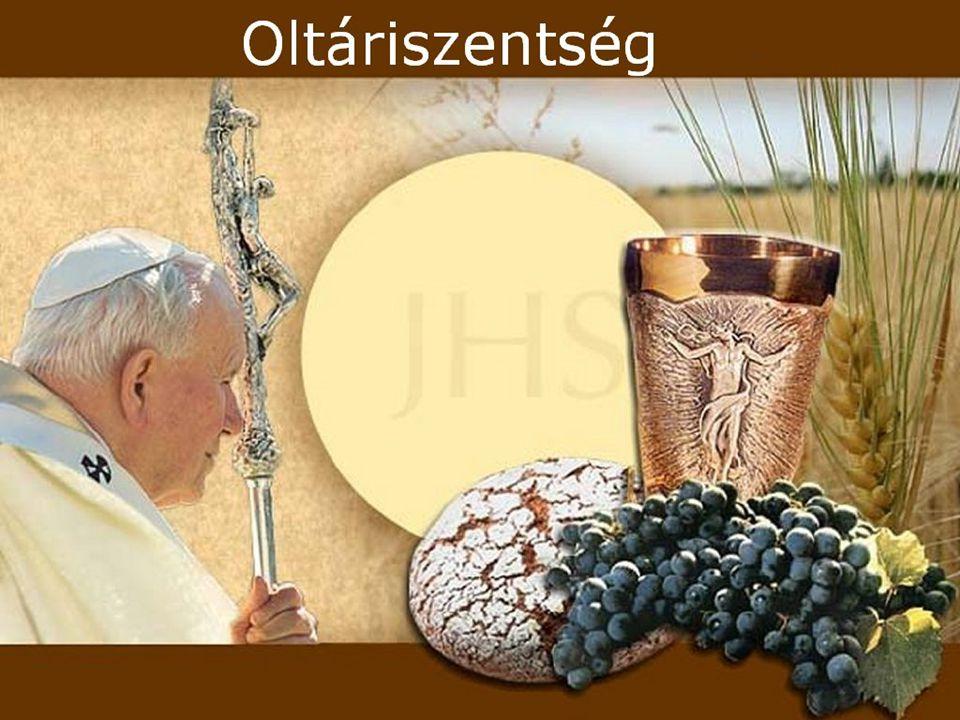 Igeliturgia Eucharisztia liturgiája