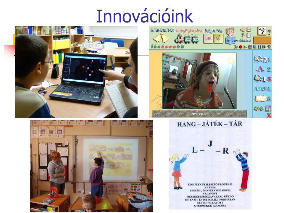 Innovációink