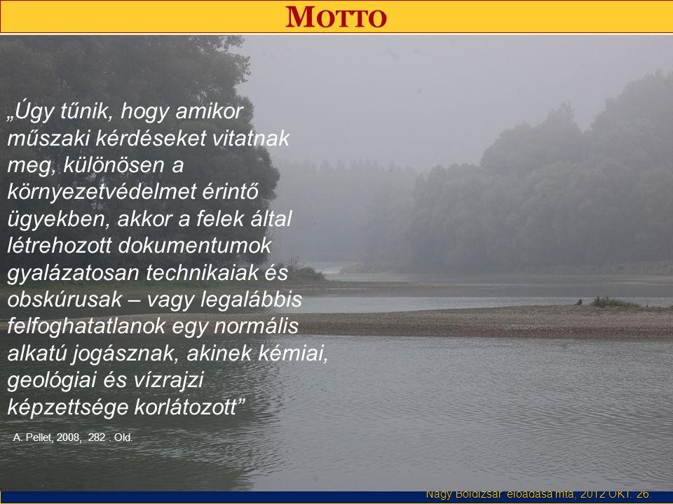 Nagy Boldizsár előadása mta, 2012 OKT.26. AZ ELŐADÁS VÁZLATA 1.Mi jogsértés tárgya.