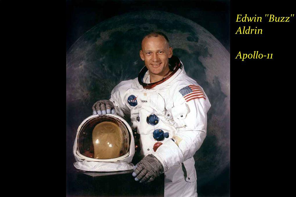 Edwin Buzz Aldrin Apollo-11