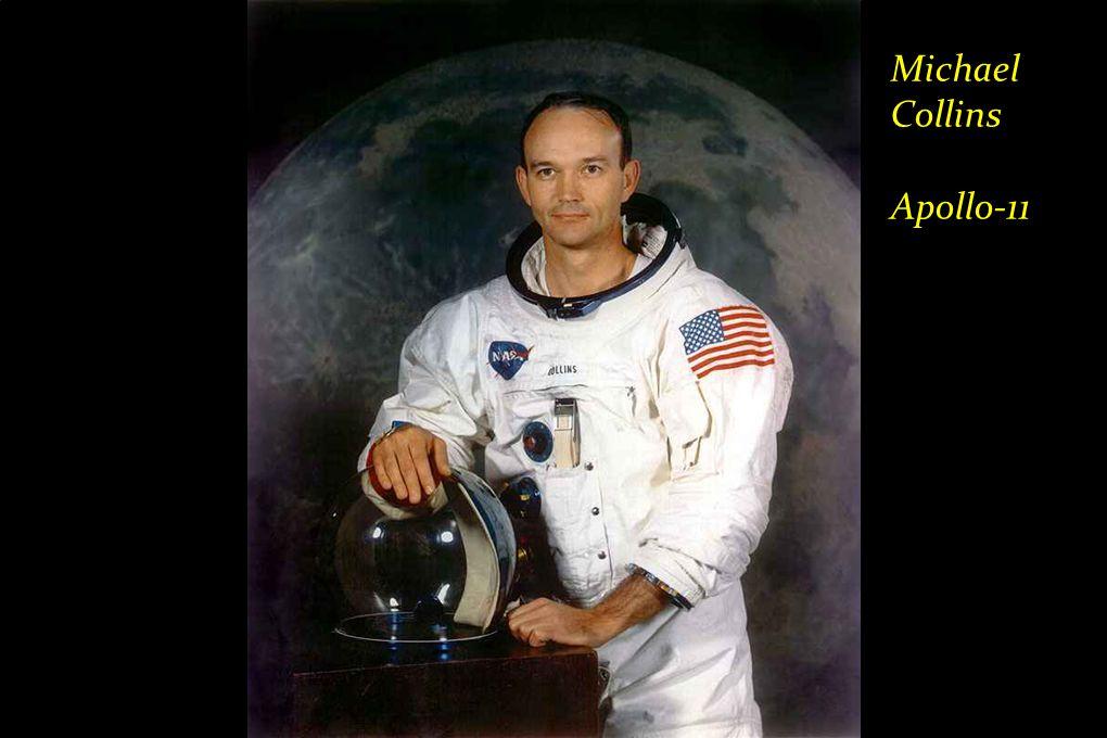 Michael Collins Apollo-11