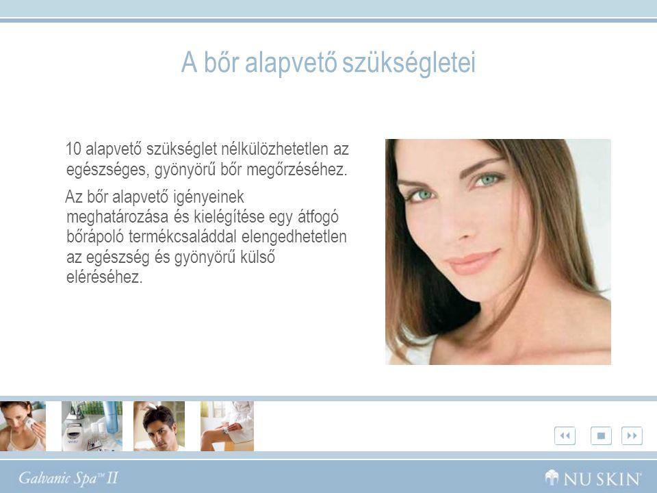 A bőr alapvető szükségletei 10 alapvető szükséglet nélkülözhetetlen az egészséges, gyönyörű bőr megőrzéséhez.