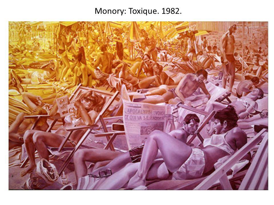 Monory: Toxique. 1982.