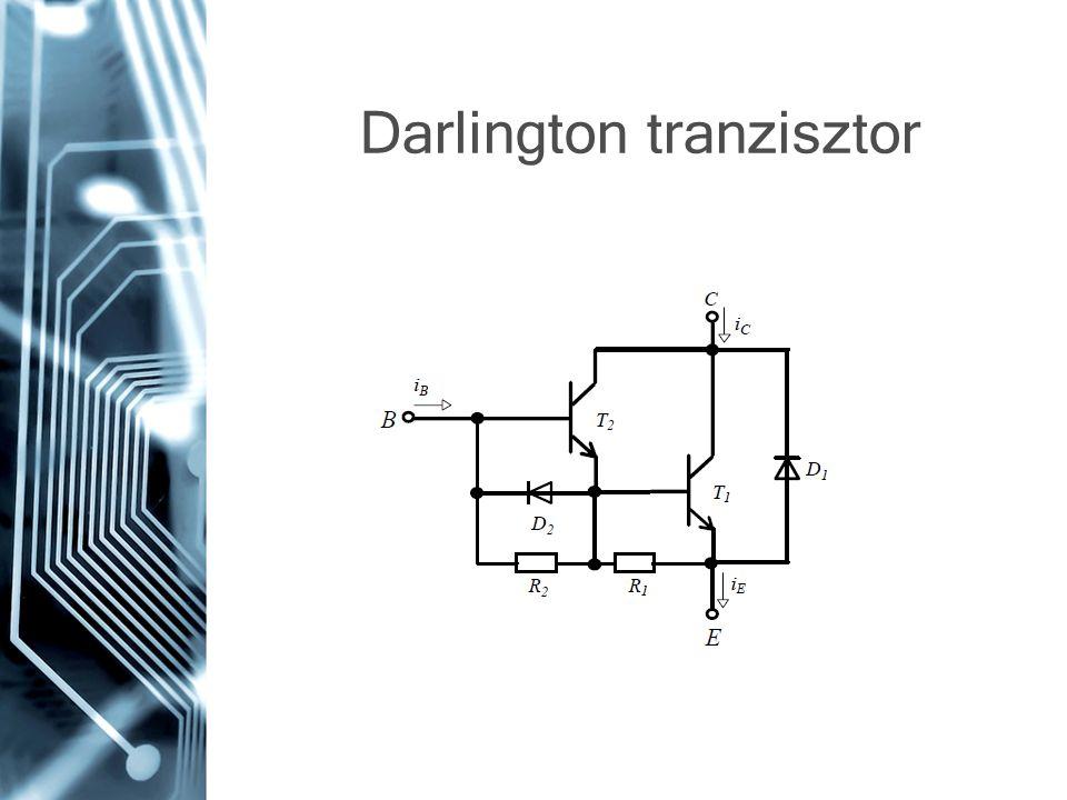 Darlington tranzisztor