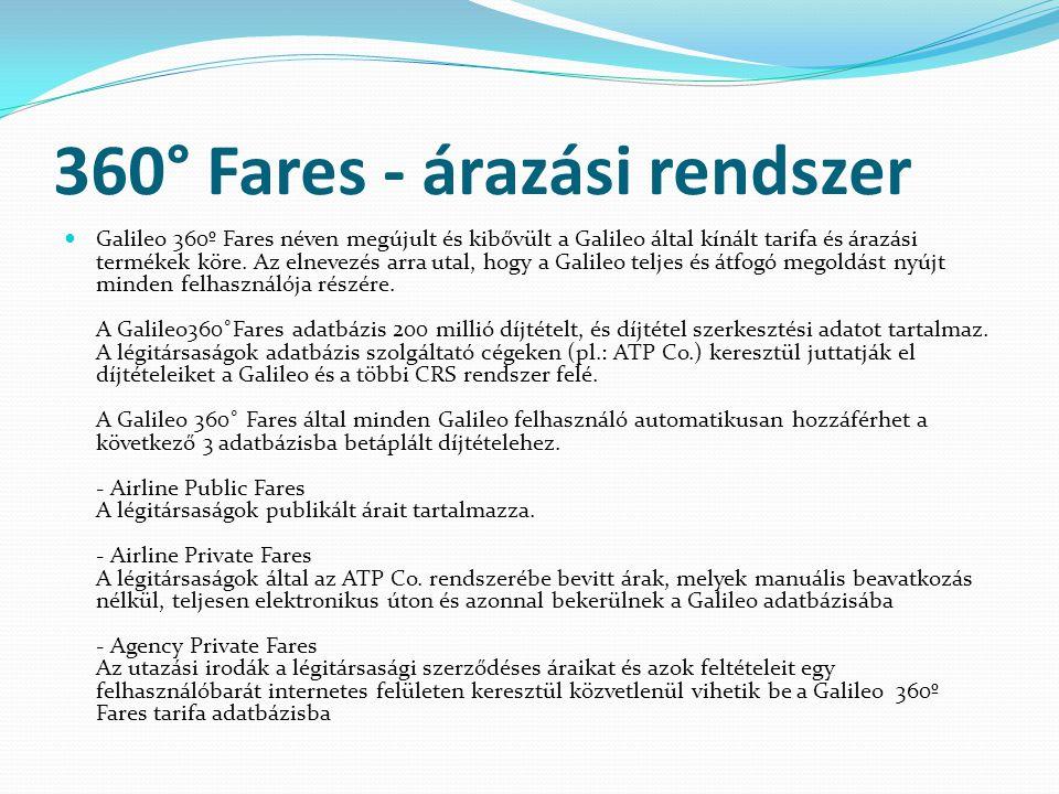 ViewTrip A Viewtrip szolgáltatásait azon utasok vehetik igénybe, akiknek foglalása a Galileo rendszerben készült.