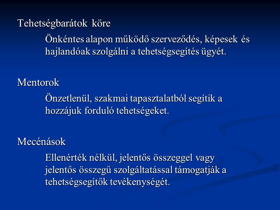 Európai Tehetségnap Magyarországon 2011.április 7-9.