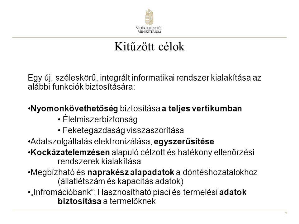 18 Kislétszámú állomány:  2014.