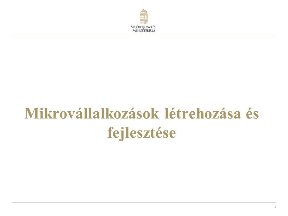 34 Támogatási jogcímek Darányi Ignác Terv IV.
