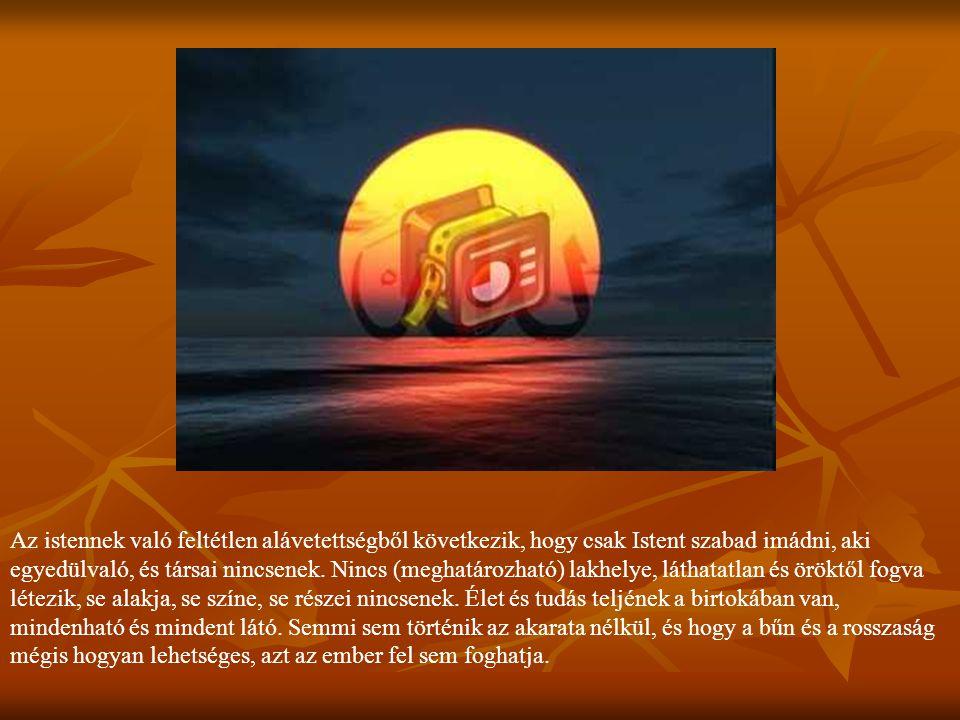 Ima (szalát) Az iszlám vallásgyakorlatának naponta rendszeresen ismétlődő eleme a napi ötszöri kötelező ima.