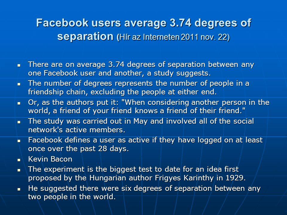 """A Milgram kisérlet utóélete (3)  A tanulmány ugyanakkor feltárta azt is, hogy a Facebook-on is tovább él a sajátos """"digitális törzsi lét (digital tribalism)."""