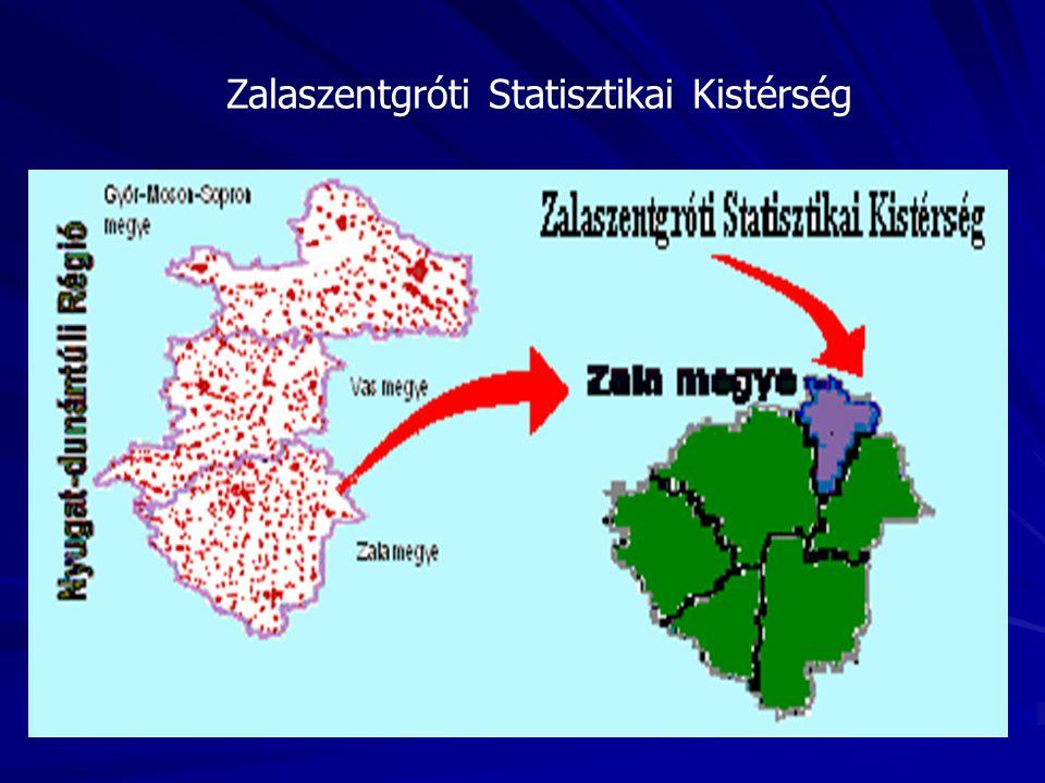 Zalaszentgróti Statisztikai Kistérség