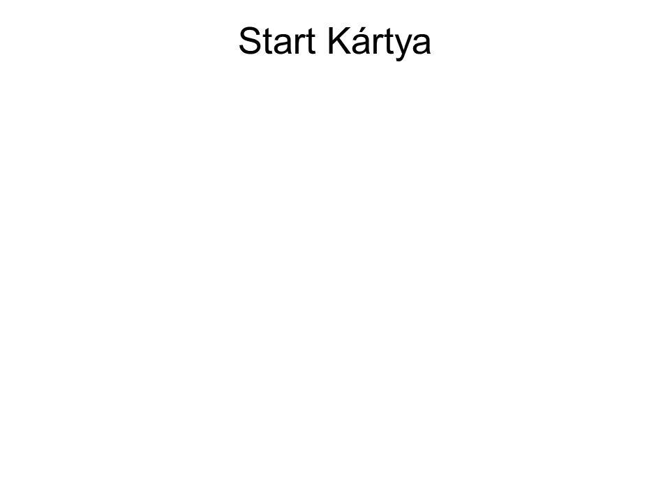 Start Kártya