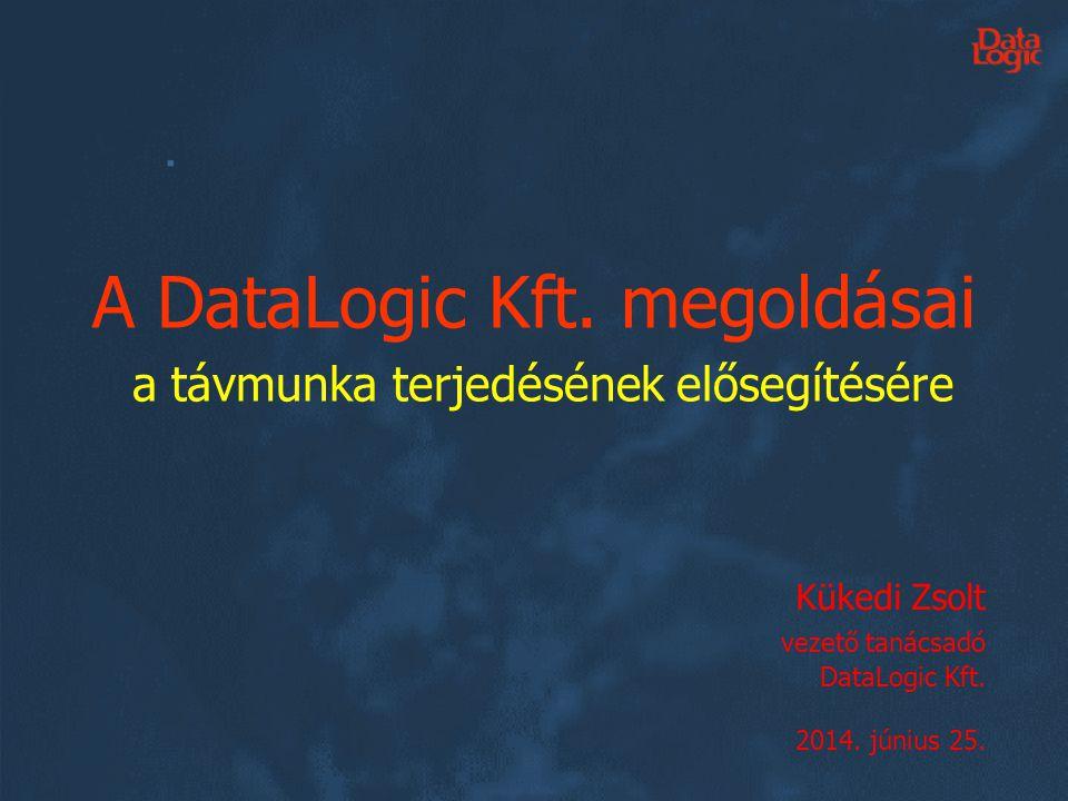 Tartalmi vázlat 1  A DataLogic Kft.