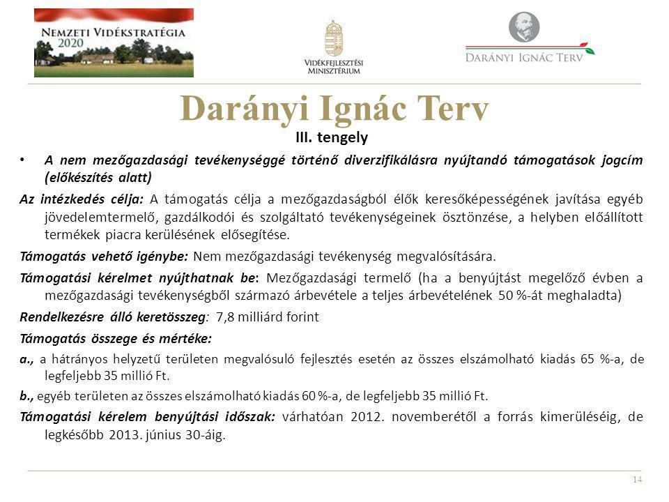 14 Darányi Ignác Terv III.