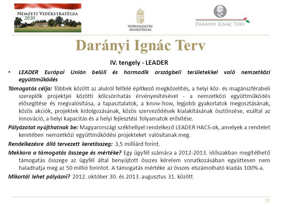 15 Darányi Ignác Terv IV.