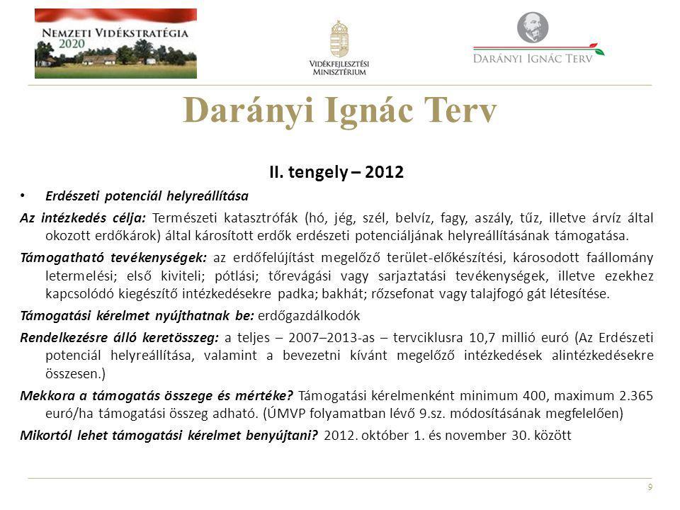9 Darányi Ignác Terv II.
