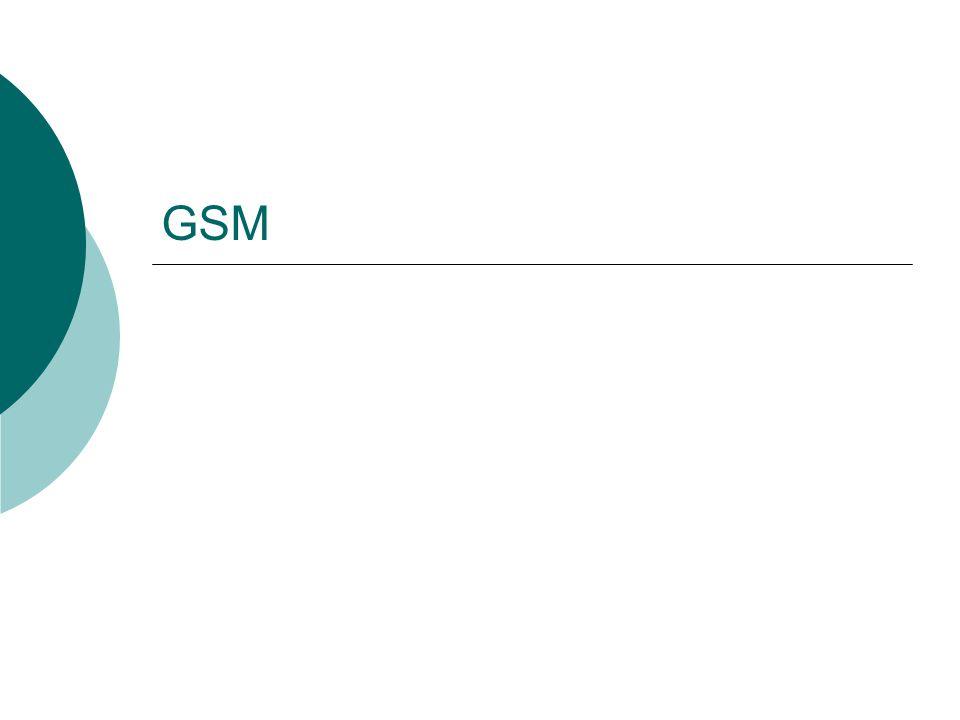 42/148 A GSM rendszer felépítése  A GSM hálózat négy alrendszerből áll:  a Mobil Állomás (MS), (lásd külön előadás)  a Bázisállomás Alrendszer (BSS),  a Hálózati és Kapcsoló Alrendszer (NSS) és  az Üzemeltetési Alrendszer (OSS).