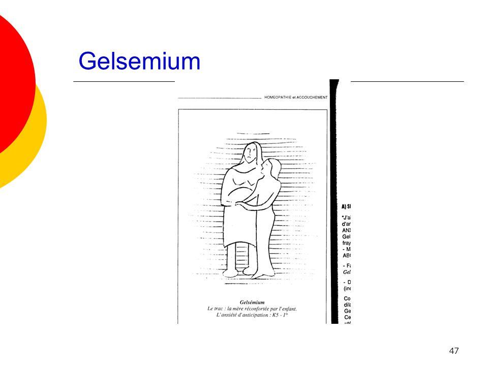 47 Gelsemium