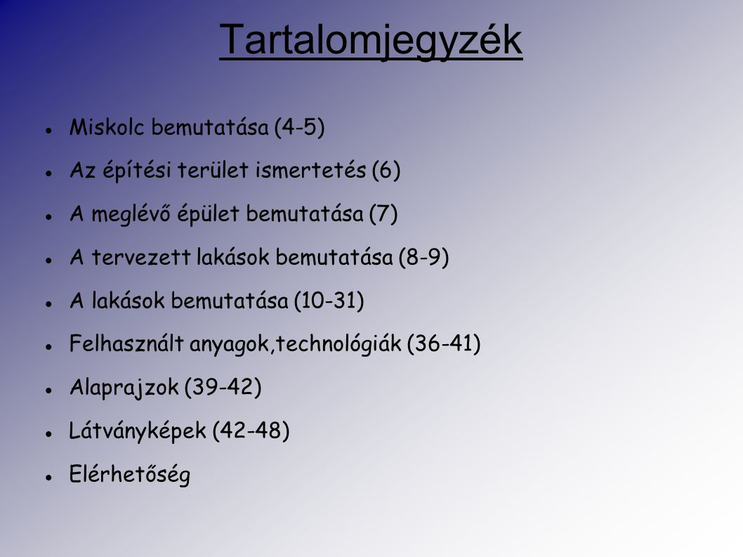 Miskolc bemutatása  Miskolc az Északi középhegység legfontosabb helyén, az ún.