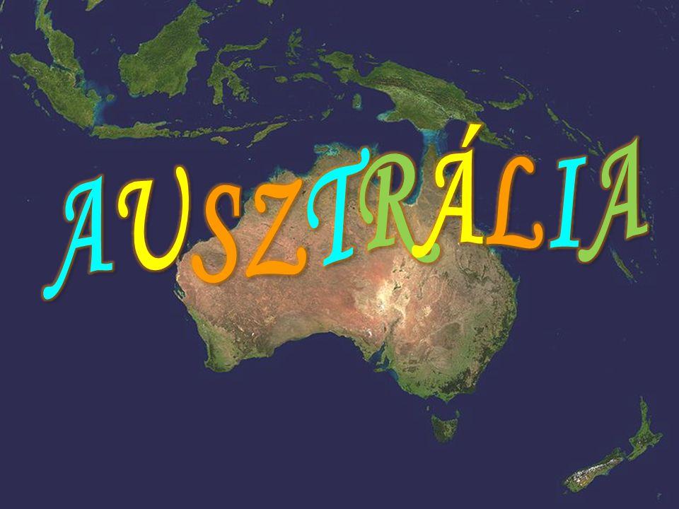  Félszigetek: York-foki Arnhem-föld  Öblök: Karpentaria-öböl Nagy-Ausztráliai- öböl  Sziget: Tasmánia